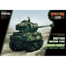 Meng Kids World War Toons British Sherman Firefly WWT-008