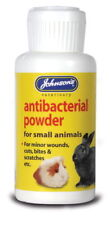 Johnson's Antibacterial Healing Antiseptic Wound Powder for Small Animals