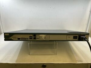 Cisco 2800 2811 2-Port 10/100 Router