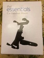 iPad essentials Car Headrest Mount