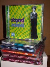 MINA Studio Mina Lotto 6 CD Stand By Mina  Tra Se e Se NUOVO SIGILLATO!!!