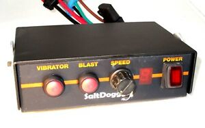 SaltDogg/Buyers Variable speed controller for TGS Spreader, OEM, Part # 3011864