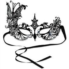 Metal Filigree Masquerade Mask #1 Mardi Gras Masks Party Supplies Wearables