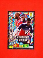 Carte Panini ADRENALYN XL Ligue 1 2019 - 2020 TRIO INFERNAL LOSC Lille