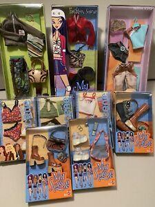 Mattel My Scene 9 Zubehörsets Anfang 2000er Neu