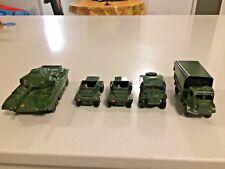 dinky army toys