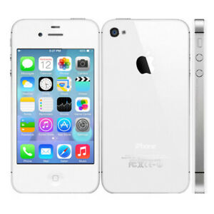 Apple iPhone 4S 8GB/ 16GB /32GB /64Gb Smartphone Factory Unlocked AT&T