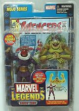 Marvel Legends Mojo Series Baron Zemo Action Figure Mint Unopened