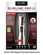 Andis Slimline Pro Li T-Blade Trimmer, Model # 32400, Brand New, 100% Authentic