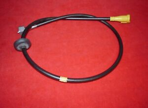 NOS 1969-73 CHRYSLER DODGE PLYMOUTH UPPER SPEEDOMETER CRUISE CONTROL CABLE