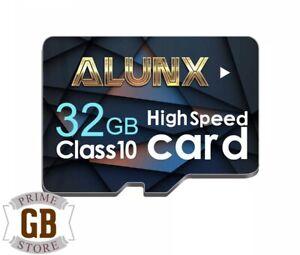 Micro SD SDHC Speicherkarte Tf Klasse 10 16gb 32gb 64gb & SD Karte Adapter
