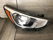 OEM 2015 2016 2017 Hyundai Accent Right Passenger Side Halogen Headlight