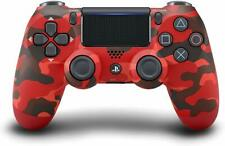 PlayStation 4 DualShock 4 Red Camo Controller [Sony PS4 Wireless Remote] NEW