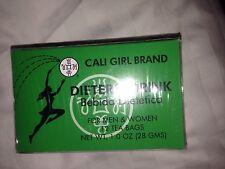 Cali Girl Brand Dieters' Drink - 12 Tea Bags