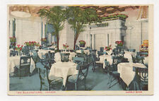 CHICAGO THE BLACKSTONE MARBLE ROOM OLD POSTCARD PC3364