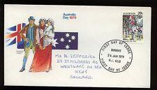 Australia 1979 Australia Day Fdc