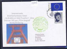 49775) LH  SF Frankfurt - Graz  12.5.2011, Dänemark, SoU SPA Essen