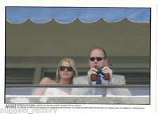 Photo originale Monaco Charlene et prince Albert - GP Monaco 2007 ( 005 )