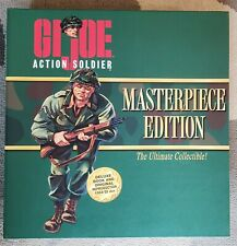 GI Joe Masterpiece Edition Action Figure Vol 1, The Ultimate Collectable (MIB)