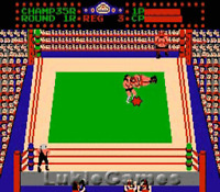 Tag Team Wrestling - NES Nintendo Game