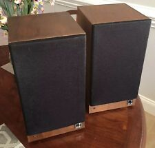Rare Kef Reference Series Model 101 Speakers - Great!!  LS3/5a class B110 & T27