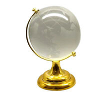 Table Decor Rotating World Map Globes Ocean Geographical Earth Desktop Globe