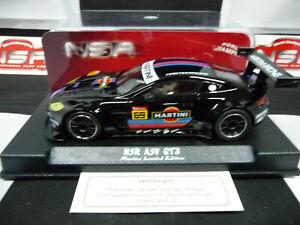 NSR 1:32 0169 ASV GT3 Martini Racing Black #69 suit scalextric/carrera