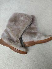 Antis Wintertribe Ladies Fur Snow Boots Size 40