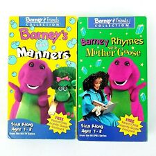 Barney & Friends VHS Tapes for sale | eBay