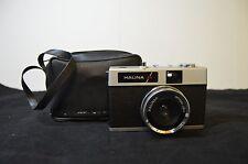 Halina 35 Camera Halinar 45mm Optical Lens With Carrying Case