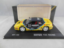 Detail Cars Art. 402 1995 Ferrari F355 Racing No 6 scale 1:43 (Corgi)