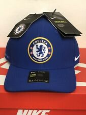 Nike AUTHENTIC CHELSEA FC AEROBILL CLASSIC 99 Mens Hat CAP BRAND NEW WITH TAGS
