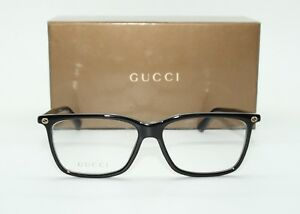 Brand New Ladies Gucci Glasses Model GG0094O Gucci Case with free SV lenses