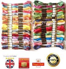 36 Anchor Cotone Stranded Filo variegate MATASSA Cross Stitch esigenti colore