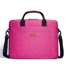 "KALIDI Ladies Laptop Messenger Bag Carry Case Detachable Strap for 15"" Notebook"