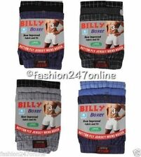 Checked Multipack Loose Boxers for Men