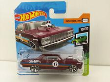 Auto Mattel Hot Wheels FYF40 Speed Blur - '64 Chevy Chevelle Ss