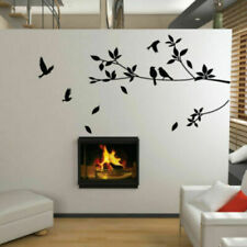 DIY Bird Tree Leaf Removable Vinyl Mural Wall Decal Stickers Home room Decor Art