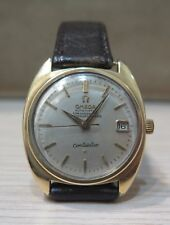 Vintage Omega Constellation 168.017 18K Gold W/ SS K. 561 35mm Automatic 1966~