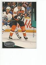ERIC LINDROS 1993-94 Parkhurst Hockey SILVER card #416 Philadelphia Flyers NR MT