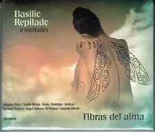 Basilio Repilado  e Invitados  Fibras del Alma   BRAND  NEW SEALED  CD/DVD