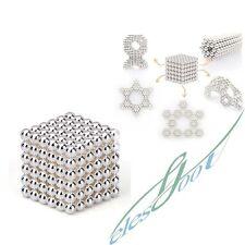 216pcs 3mm Magic Magnet Balls Magnetic DIY Beads Sphere N35 Cube Toy