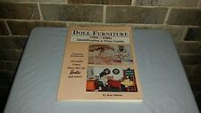 Doll Furniture Identification and Price Guide Book 1950 - 1980 by Jean Mohan