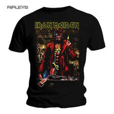 Official T Shirt Iron Maiden Somewhere In Time STRANGER Sepia All Sizes
