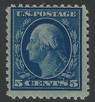 US Stamps - Scott # 504 - p 11, no wmk. - Mint Hinged                    (H-257)