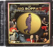 The Songs That Inspired The Big Bopper: Rock N Roll Legends, Rockabilly Hits (CD