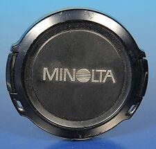 Minolta Ø55mm Objektivdeckel lens cap Frontdeckel front cap - (92065)