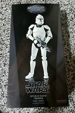 """Republic Clone Trooper Phase I 1 Armor STAR WARS SIDESHOW 1:6 Scale 12"""""""