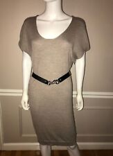 Fendi Cashmere Dress.Taupe. Excellent Condition. Size 40 (Italy). Size 2/4 (U.S)