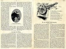 Die alte Geschichte Deutsch-Ostafrikas v.Hans Berger von 1901